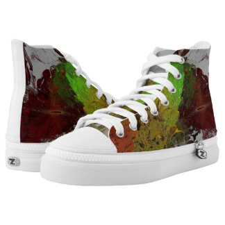 Colour Invasion High Tops