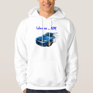 Colour me ... GONE Hoodie
