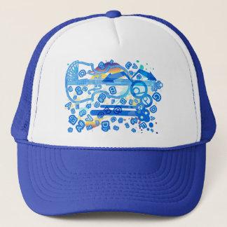 Colour_Me_Pop Trucker Hat