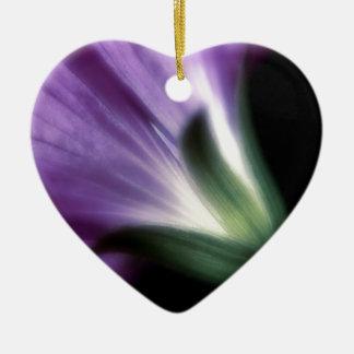 Colour My Love.jpg Ceramic Heart Decoration