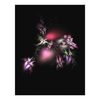 colour-of-nature-fractal 21.5 cm x 28 cm flyer