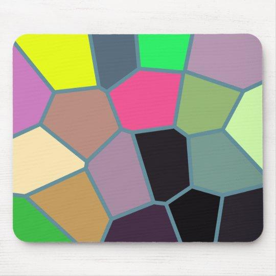 Colour Pattern Mousepad