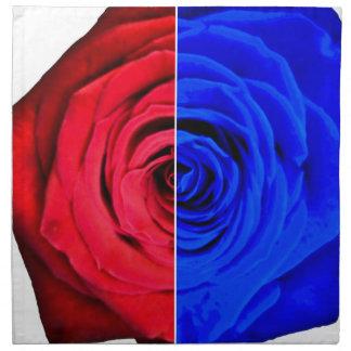 Colour Rose Napkin