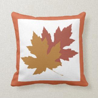 Colour Seasons Autumn Cushion 1