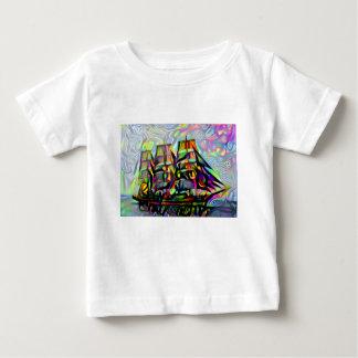 Colour ship baby T-Shirt