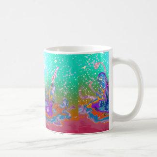 Colour Splash Basic White Mug