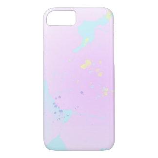 Colour splash iPhone 7 case