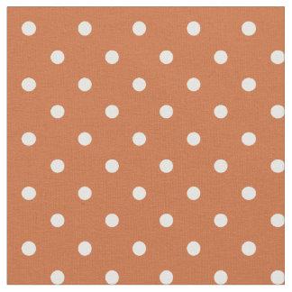 Colour Spots Autumn Shades 2 Fabric
