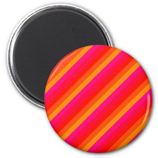 Colour Stripe - 04 Magnet