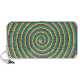 Colour Swirls - Design 2 Speakers