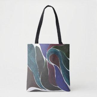 Colour Twist (Dark Gems) Tote