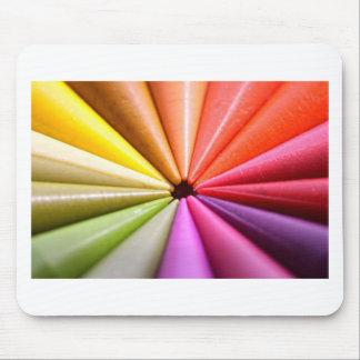 Colour Wheel Mousepads