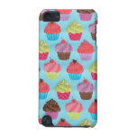 Coloured Cupcakes iPod Touch Case