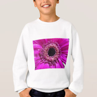 Coloured Flower Close up Sweatshirt