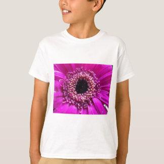 Coloured Flower Close up T-Shirt