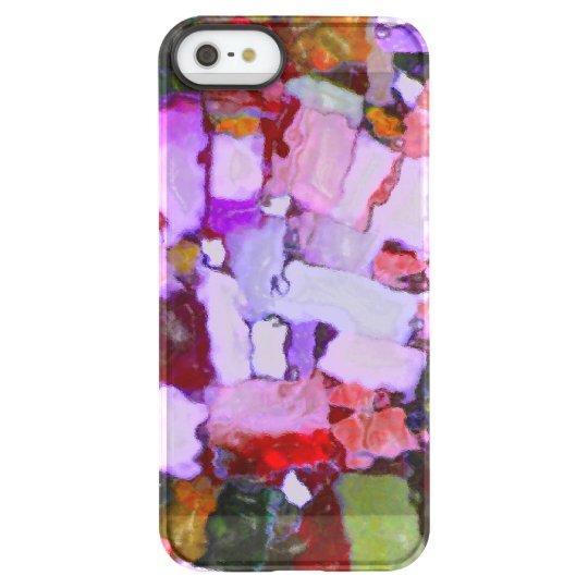 Coloured Glitter Spots Permafrost® iPhone SE/5/5s Case