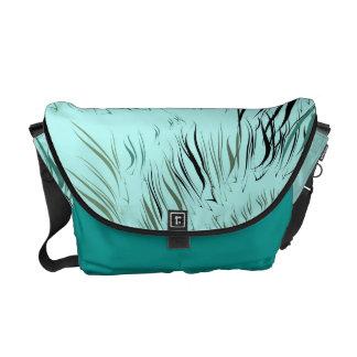 coloured knife-narrower case commuter bag