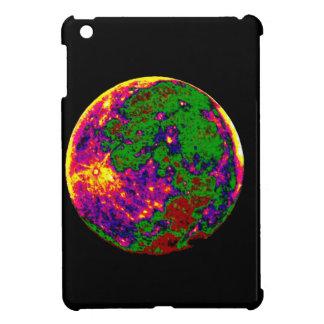 coloured moon iPad mini cases