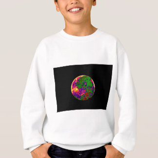 coloured moon sweatshirt