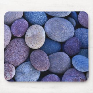 """Coloured Stone"" Mousepad"