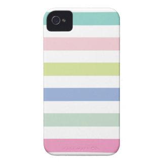 Coloured Stripes iPhone 4 Case Mate ID