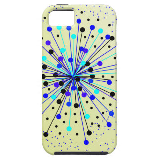 Colourful Abstract Background Case For The iPhone 5