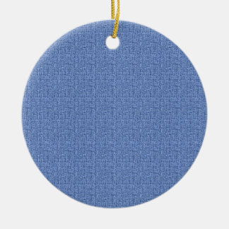 Colourful Abstract Circle Ornament