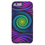 Colourful Abstract Fractal Tough iPhone 6 Cases Tough iPhone 6 Case