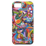 Colourful Abstract iPhone 5 Case by Case-Mate