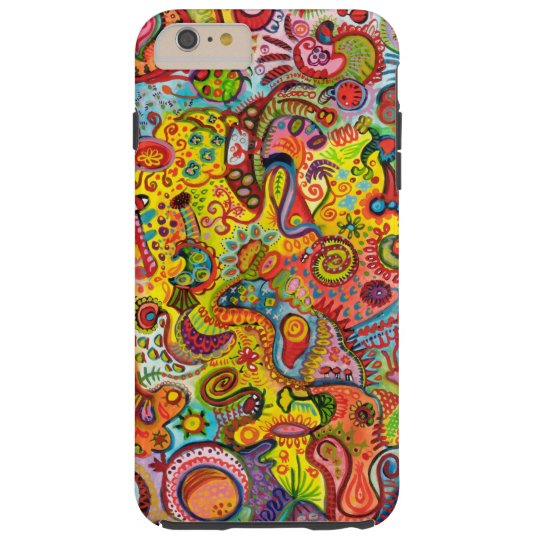 Colourful Abstract iPhone 6 Plus Case