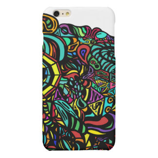 Colourful Abstract iPhone 6plus case iPhone 6 Plus Case