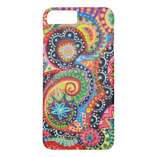 Colourful Abstract iPhone 7 Plus Case
