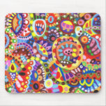 Colourful Abstract Mousepad