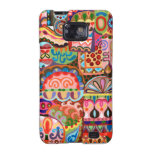 Colourful Abstract Samsung Galaxy S2 Case