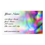 Colourful Abstraction Business Card