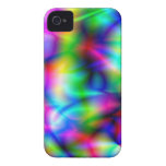 Colourful Abstraction iPhone 4 Case