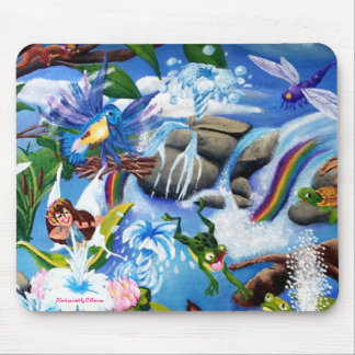 Colourful and Fun Mouse Pad