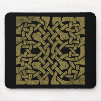 Colourful Antique Celtic Art - Intricate, Mouse Pad
