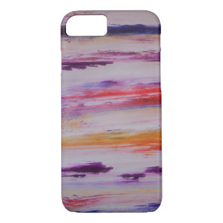Colourful art iPhone 8/7 case