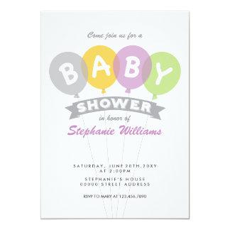 Neutral Baby Shower
