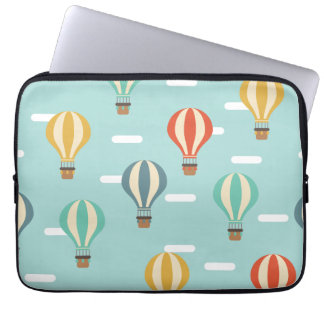 Colourful Balloons Laptop Sleeve