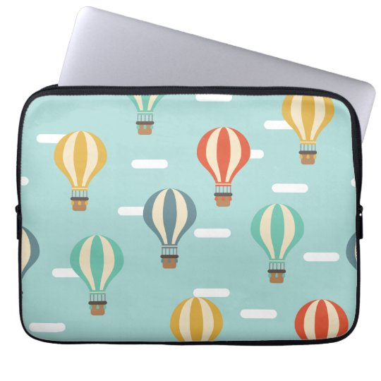 Colourful Balloons Laptop Sleeve
