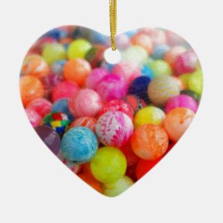 colourful balls christmas ornament