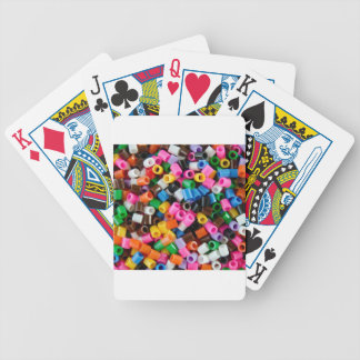 Colourful Beads Bicycle Playing Cards