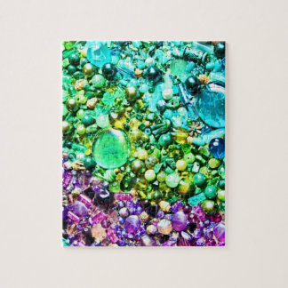 Colourful Beads Jigsaw Jigsaw Puzzle