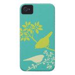 Colourful Birds Custom iPhone Case