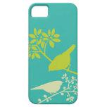 Colourful Birds Custom iPhone Case iPhone 5 Case