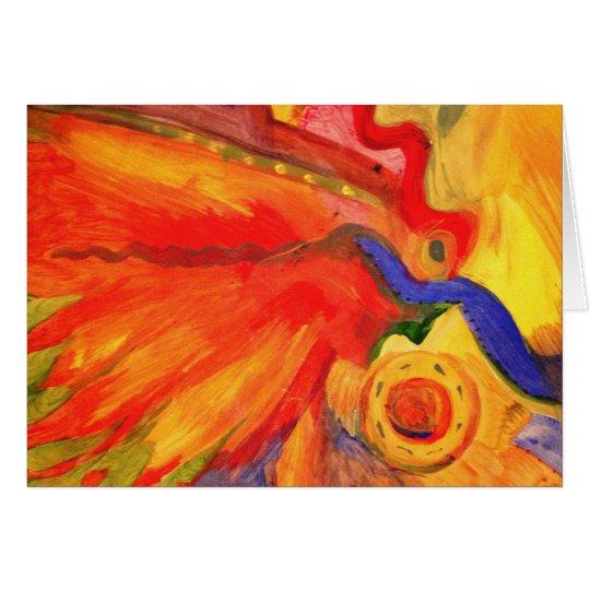 Colourful Birthday Card