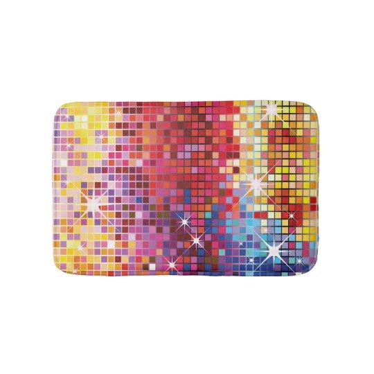Colourful Bling-Bath Mat