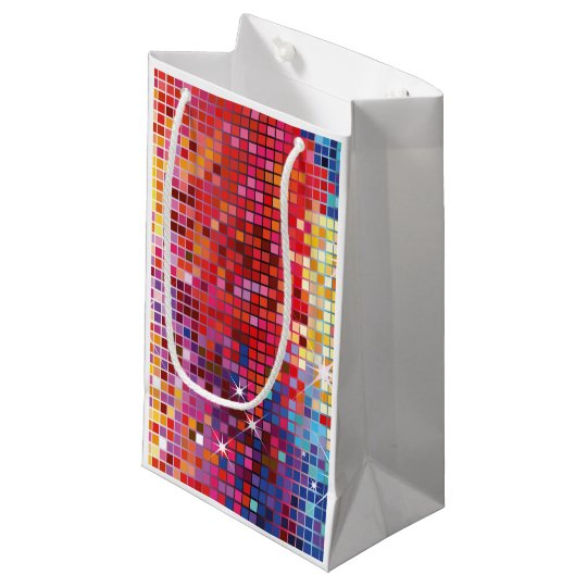 Colourful Bling-Gift Bag